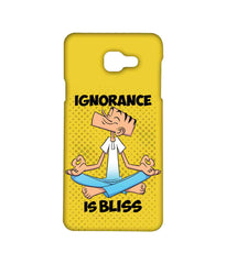 Suppandi Ignorance is bliss Sublime Case for Samsung C7 Pro - Multicolor