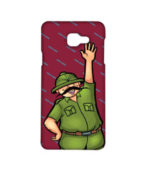 Shikari Shambu High Five Sublime Case for Samsung C7 Pro - Multicolor
