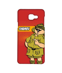 Shikari Shambu pose Sublime Case for Samsung C7 Pro - Multicolor