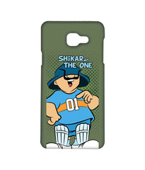 Shikari Shambu Shikari the One Sublime Case for Samsung C7 Pro - Multicolor
