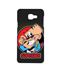 Suppandi Hero Sublime Case for Samsung C7 Pro - Multicolor