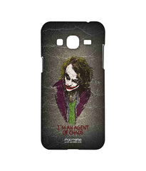 Batman The Dark Knight Joker Agent of Chaos Sublime Case for Samsung J3 (2016)