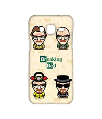 Breaking Bad Walter White Breaking Bad Caricatures Sublime Case for Samsung J3 (2016)