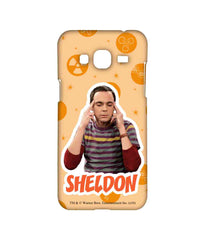 Big Bang Theory Sheldon Explosion Sublime Case for Samsung J3 (2016)
