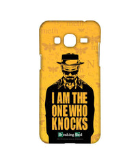 Breaking Bad Walter White The One who Knocks Sublime Case for Samsung J3 (2016)
