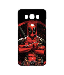 Comics Deadpool Stance Sublime Case for Samsung J7 (2016)