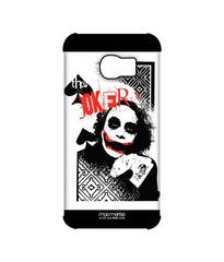 Batman The Dark Knight Joker Card Pro Case for Samsung S6 Edge