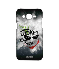 Batman The Dark Knight Joker The Jokes on you Sublime Case for Samsung J7