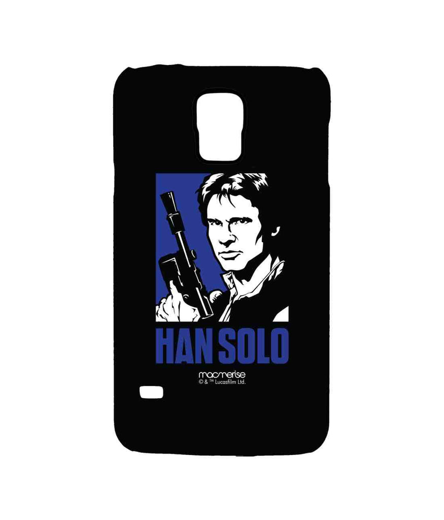 Star Wars Han Solo Iconic Han Solo Sublime Case for Samsung S5