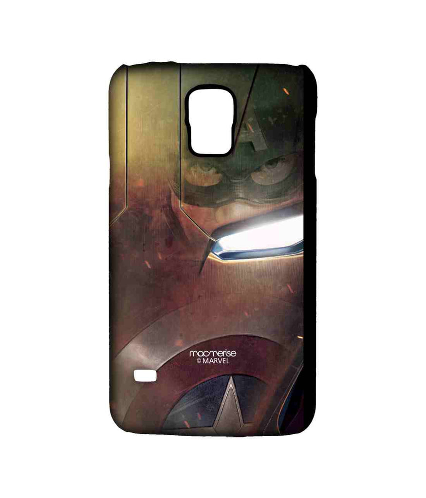 Civil War Captain America See you at War Sublime Case for Samsung S5