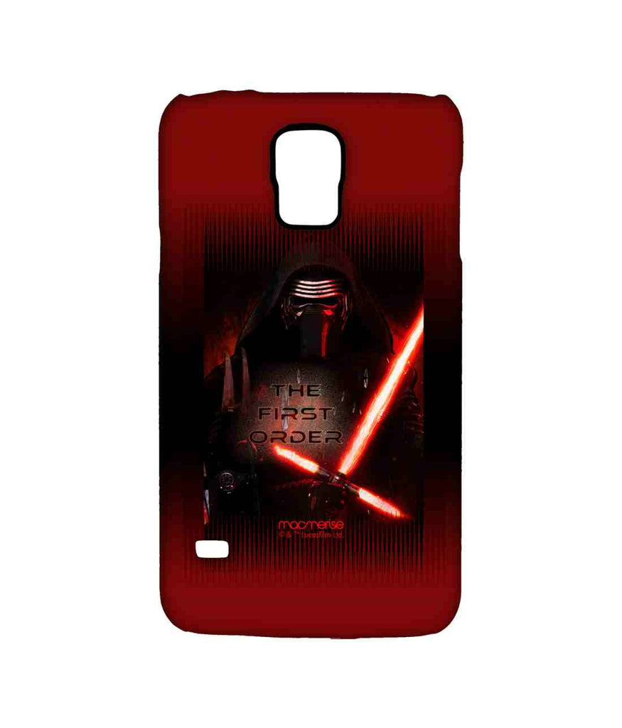 Star Wars Force Awakens Kylo Ren The First Order Sublime Case for Samsung S5