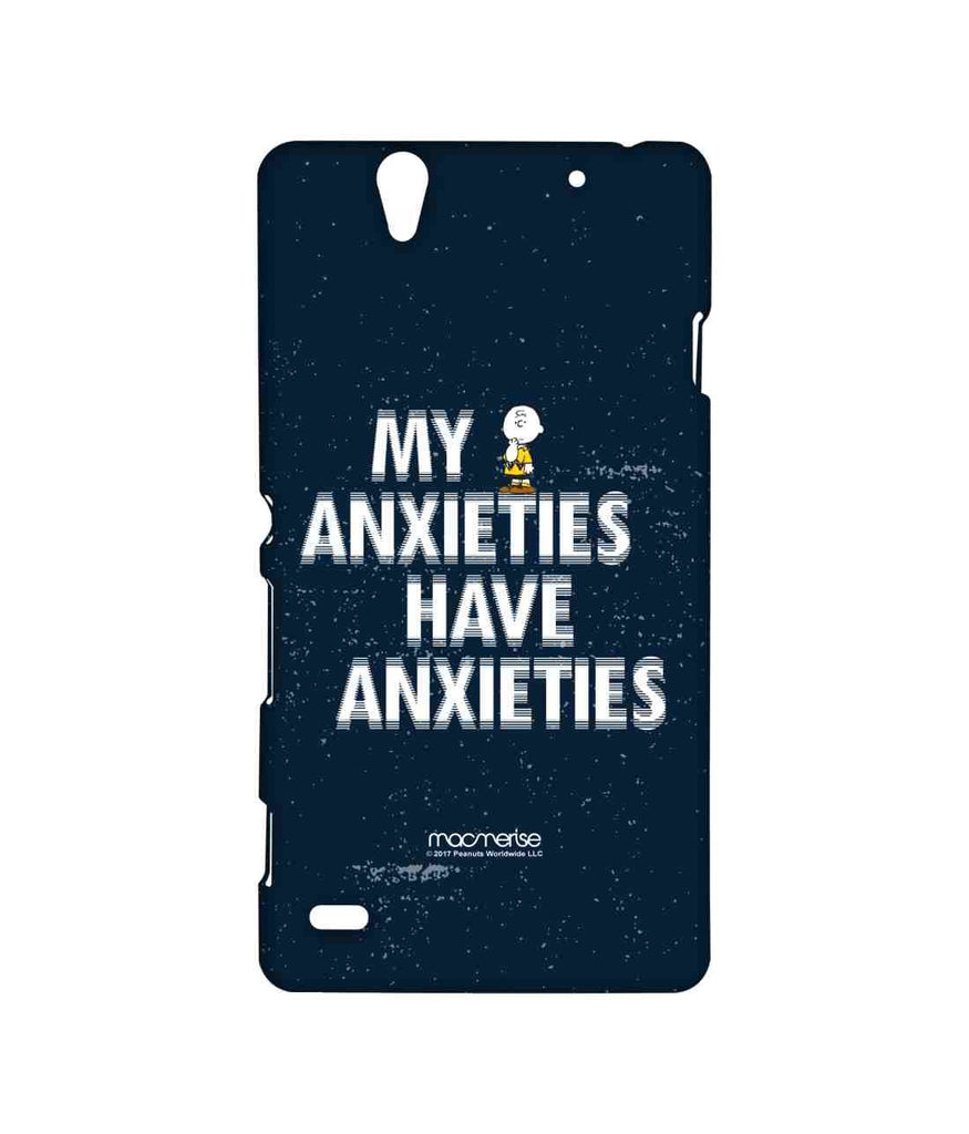 Snoopy Anxieties Issue Sublime Case for Sony Xperia C4