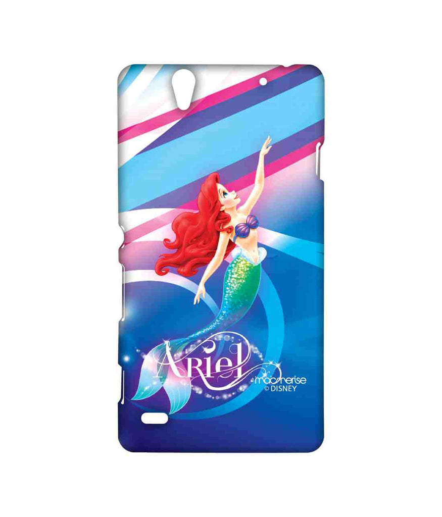 Disney The Little Mermaid Ariel Sublime Case for Sony Xperia C4