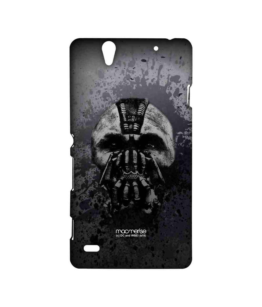 Batman The Dark Knight Rises Bane is Watching Sublime Case for Sony Xperia C4
