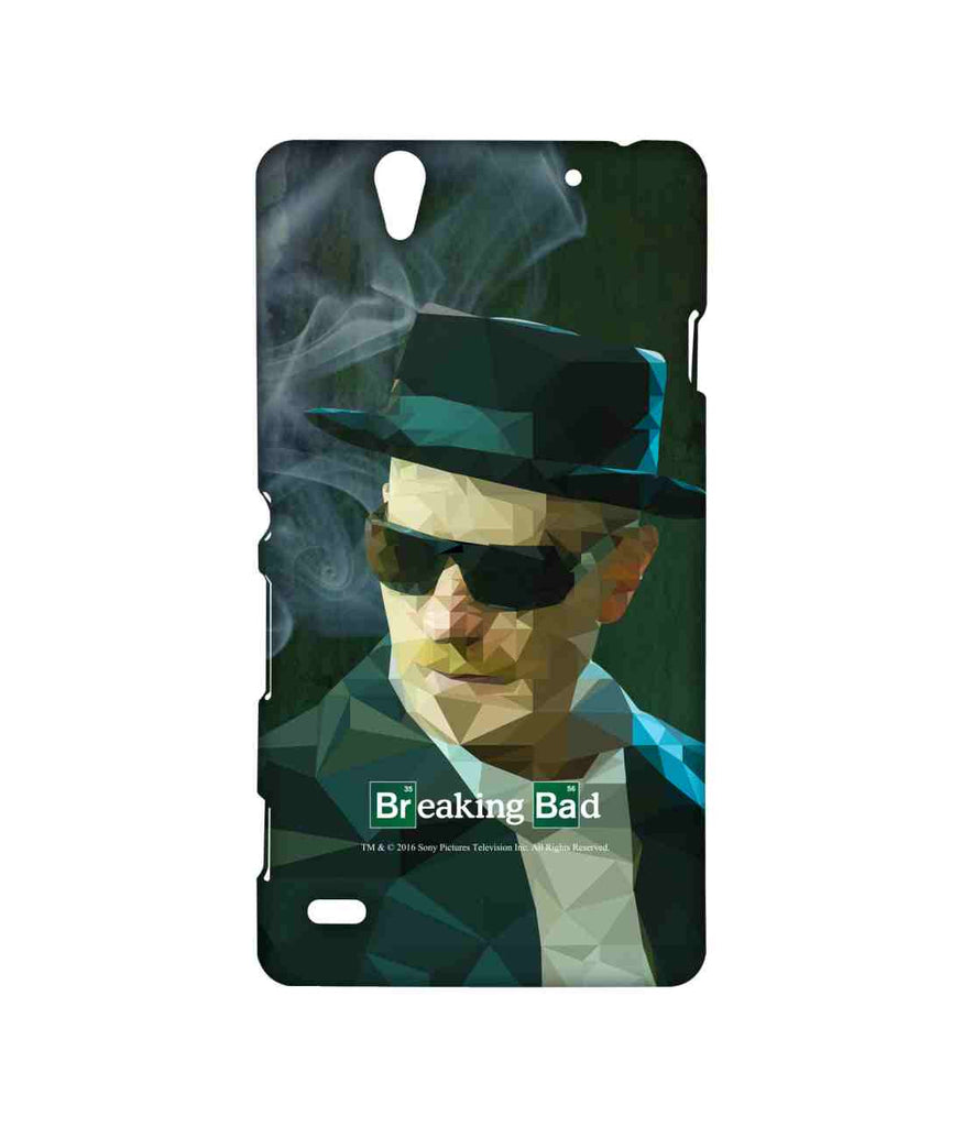 Breaking Bad Walter White BB Prisma Sublime Case for Sony Xperia C4