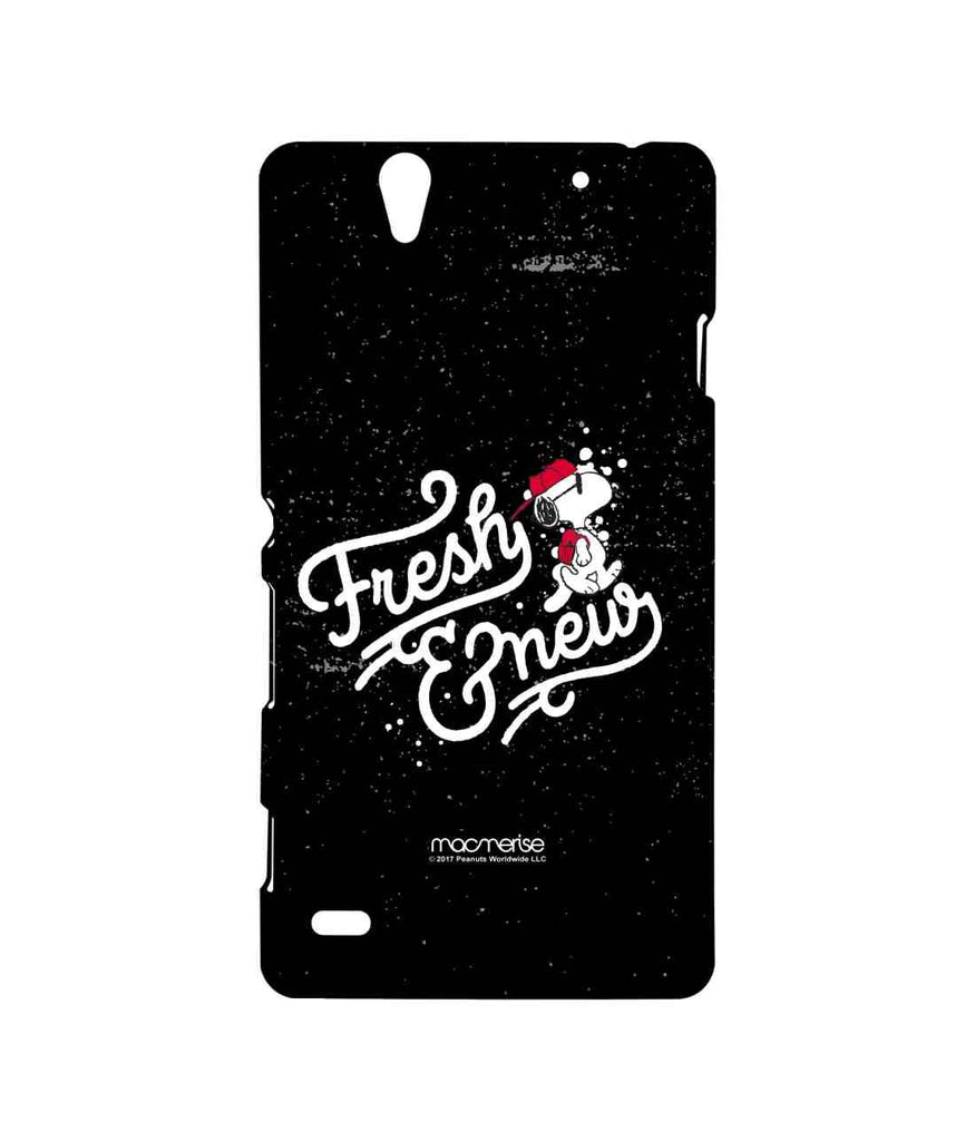Snoopy Fresh And New Sublime Case for Sony Xperia C4