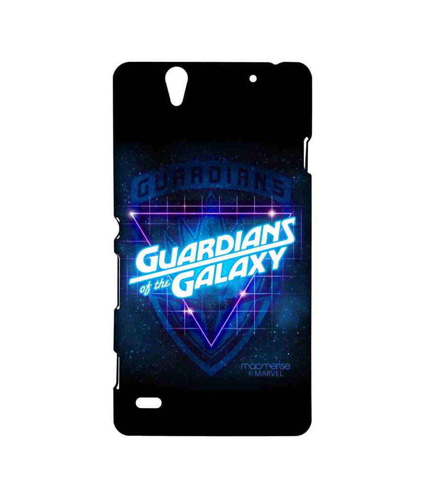 Guardians of the Galaxy Logo Sublime Case for Sony Xperia C4