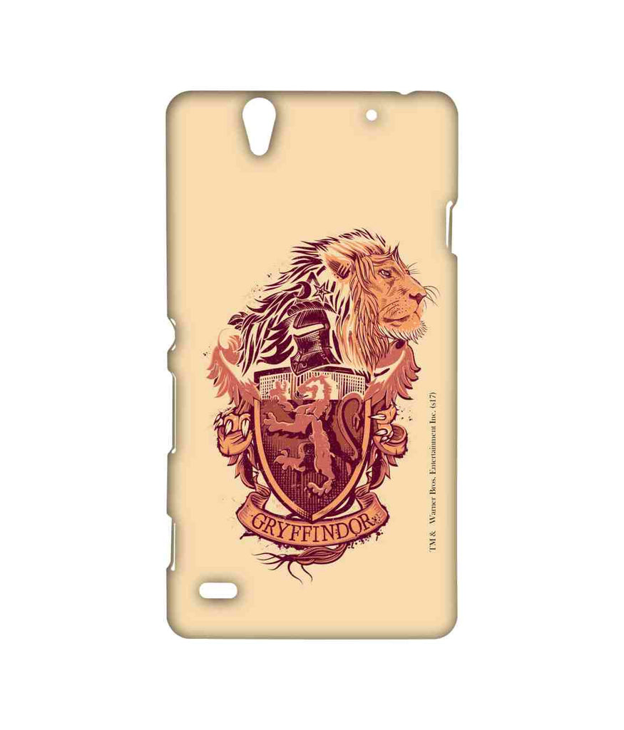 Harry Potter House of Gryffindor Sublime Case for Sony Xperia C4