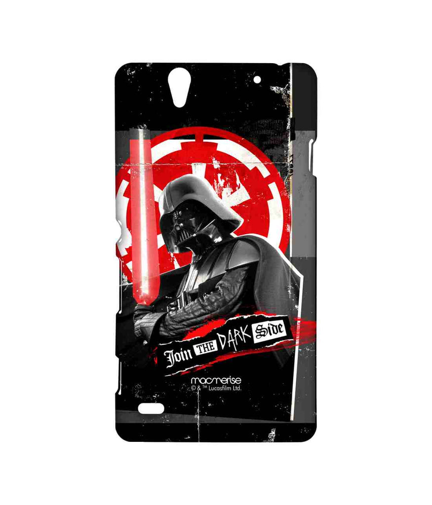 Star Wars Darth Vader Join the Dark Side Sublime Case for Sony Xperia C4