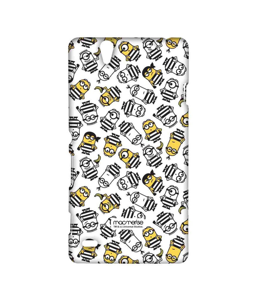 Despicable Me Minions Mashup Sublime Case for Sony Xperia C4
