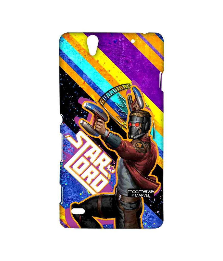 Guardians of the Galaxy Star Lord Attack Sublime Case for Sony Xperia C4