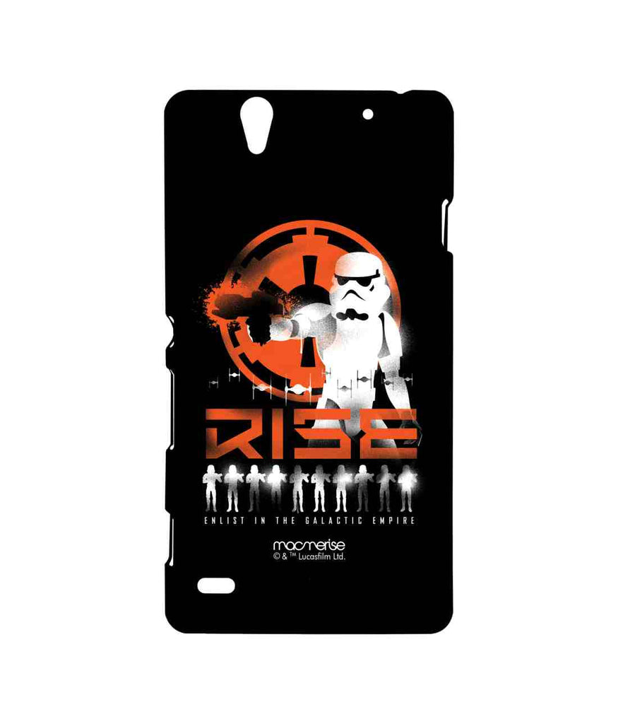Star Wars Stormtrooper Rise Sublime Case for Sony Xperia C4
