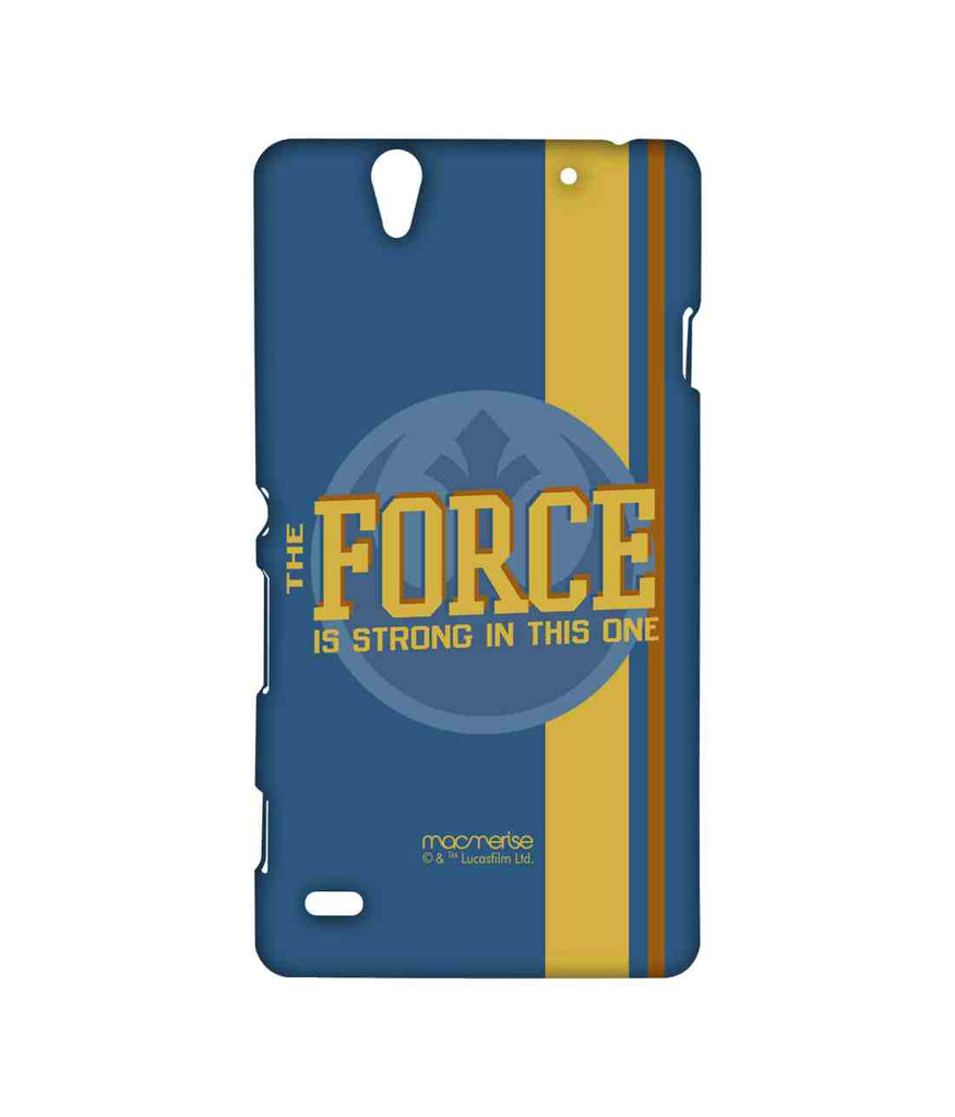 Star Wars Strong Force Sublime Case for Sony Xperia C4