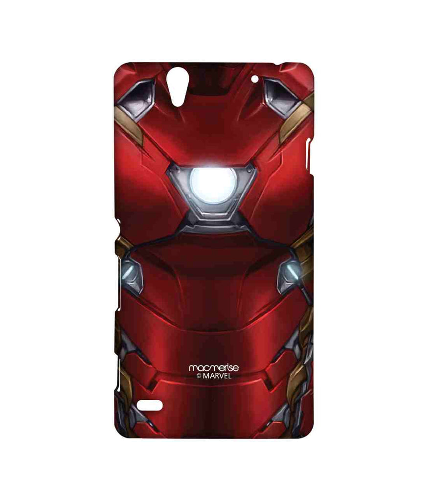 Captain America: Civil War Ironman Suit up Ironman Sublime Case for Sony Xperia C4
