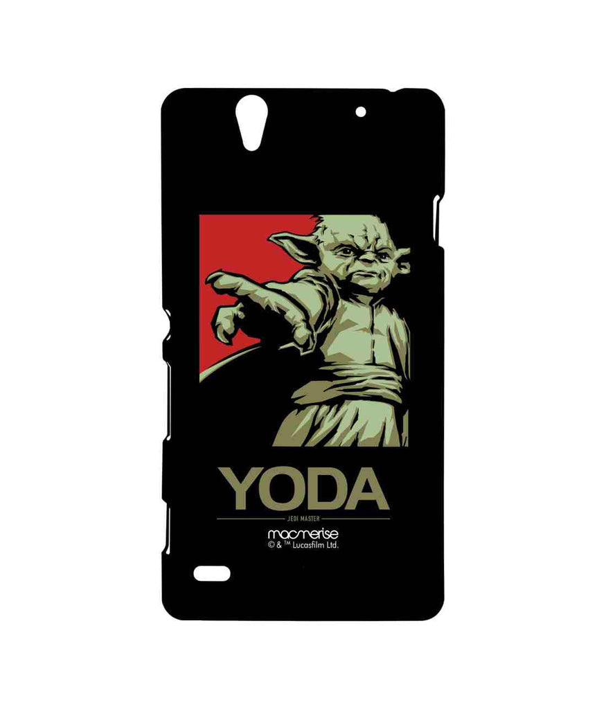 Star Wars Yoda The Jedi Master Sublime Case for Sony Xperia C4