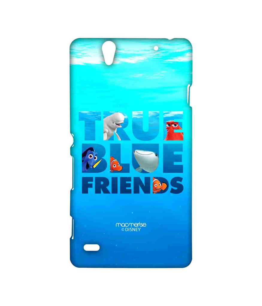 Disney Finding Dory True Blue Friends Sublime Case for Sony Xperia C4