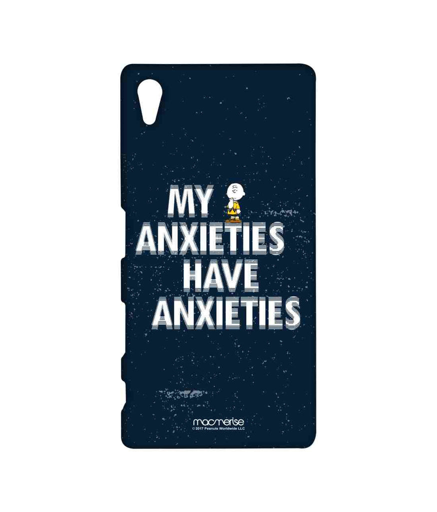 Snoopy Anxieties Issue Sublime Case for Sony Xperia Z5