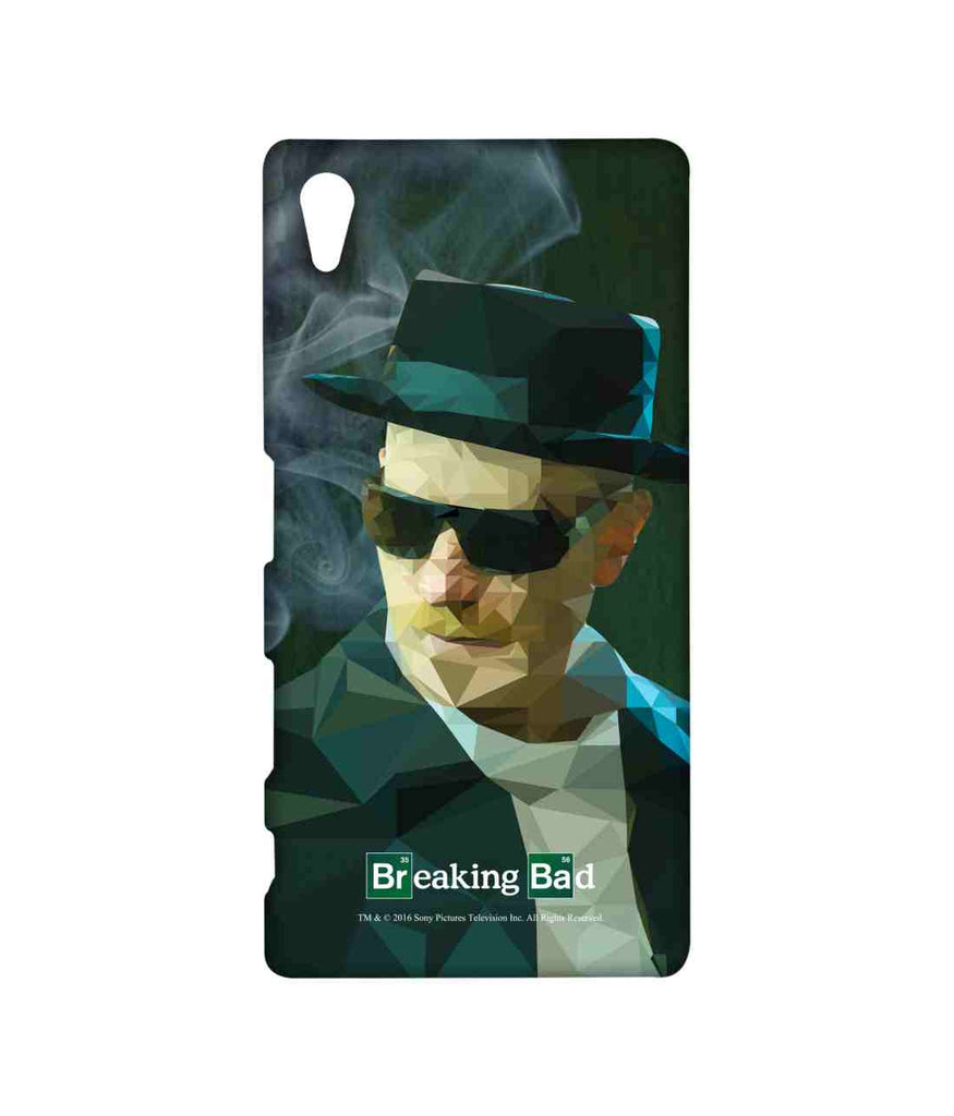 Breaking Bad Walter White BB Prisma Sublime Case for Sony Xperia Z5