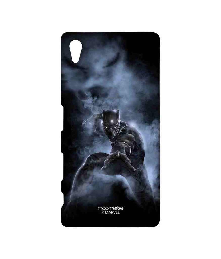 Captain America: Civil War Black Panther Attack Sublime Case for Sony Xperia Z5