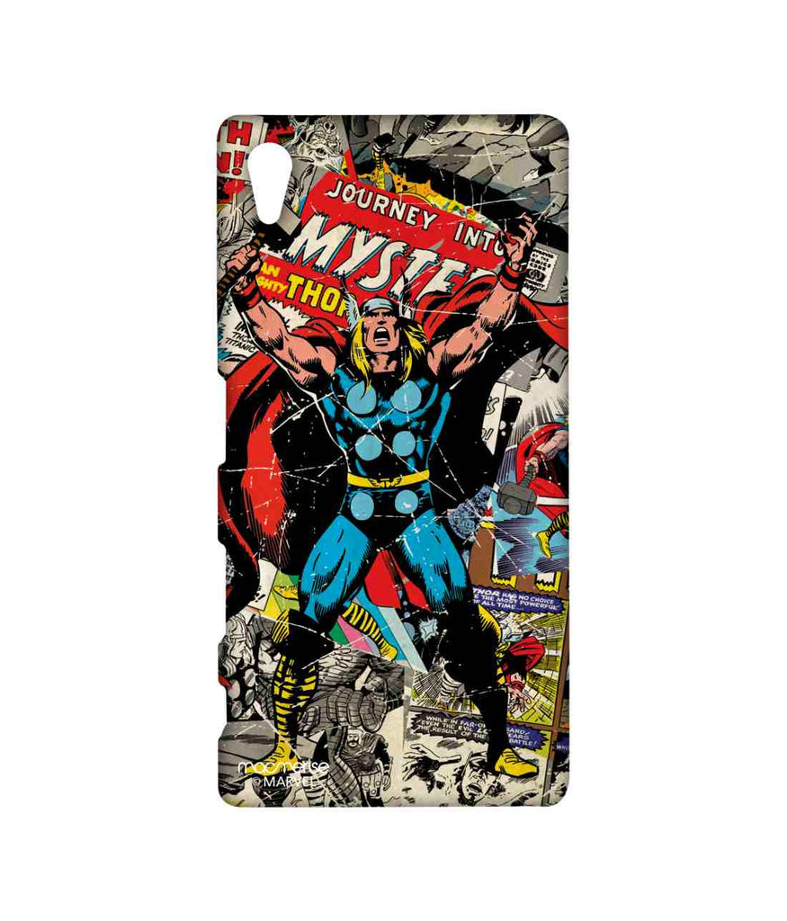 Comics Thor Sublime Case for Sony Xperia Z5