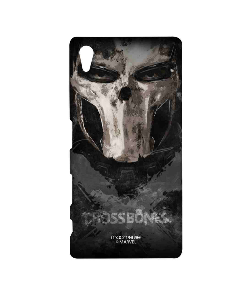 Captain America: Civil War Crossbones Fury Sublime Case for Sony Xperia Z5