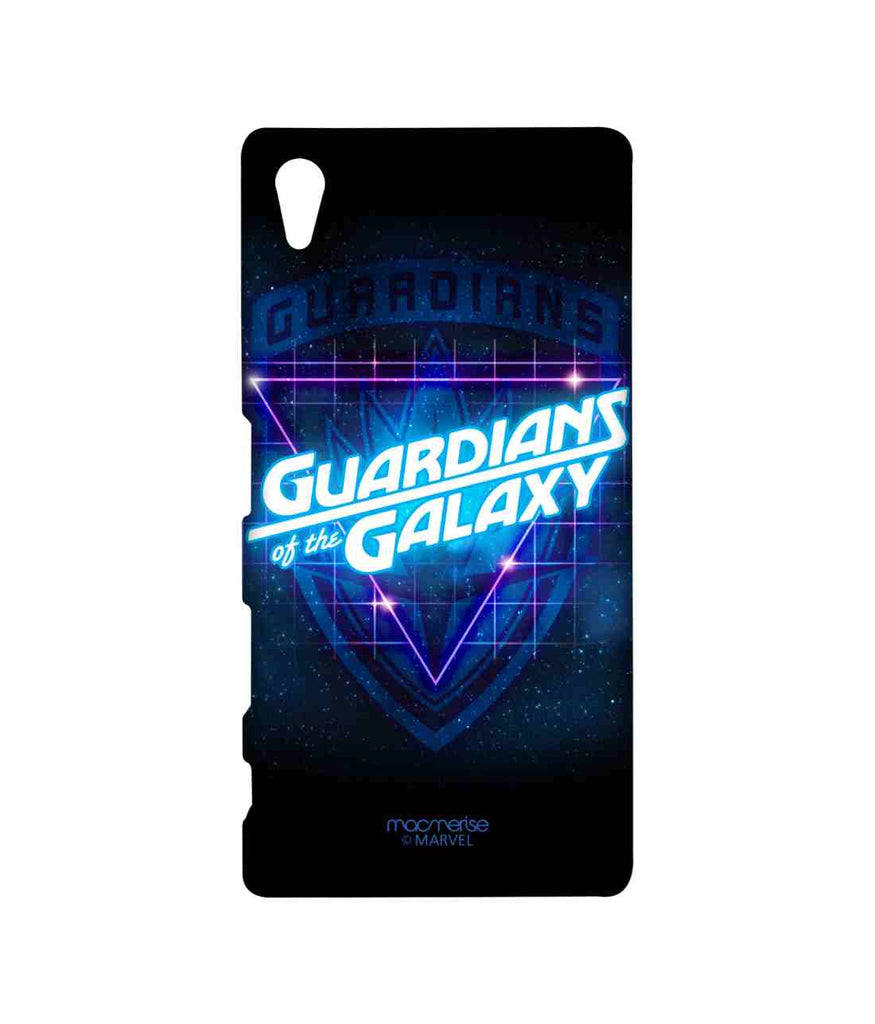 Guardians of the Galaxy Logo Sublime Case for Sony Xperia Z5