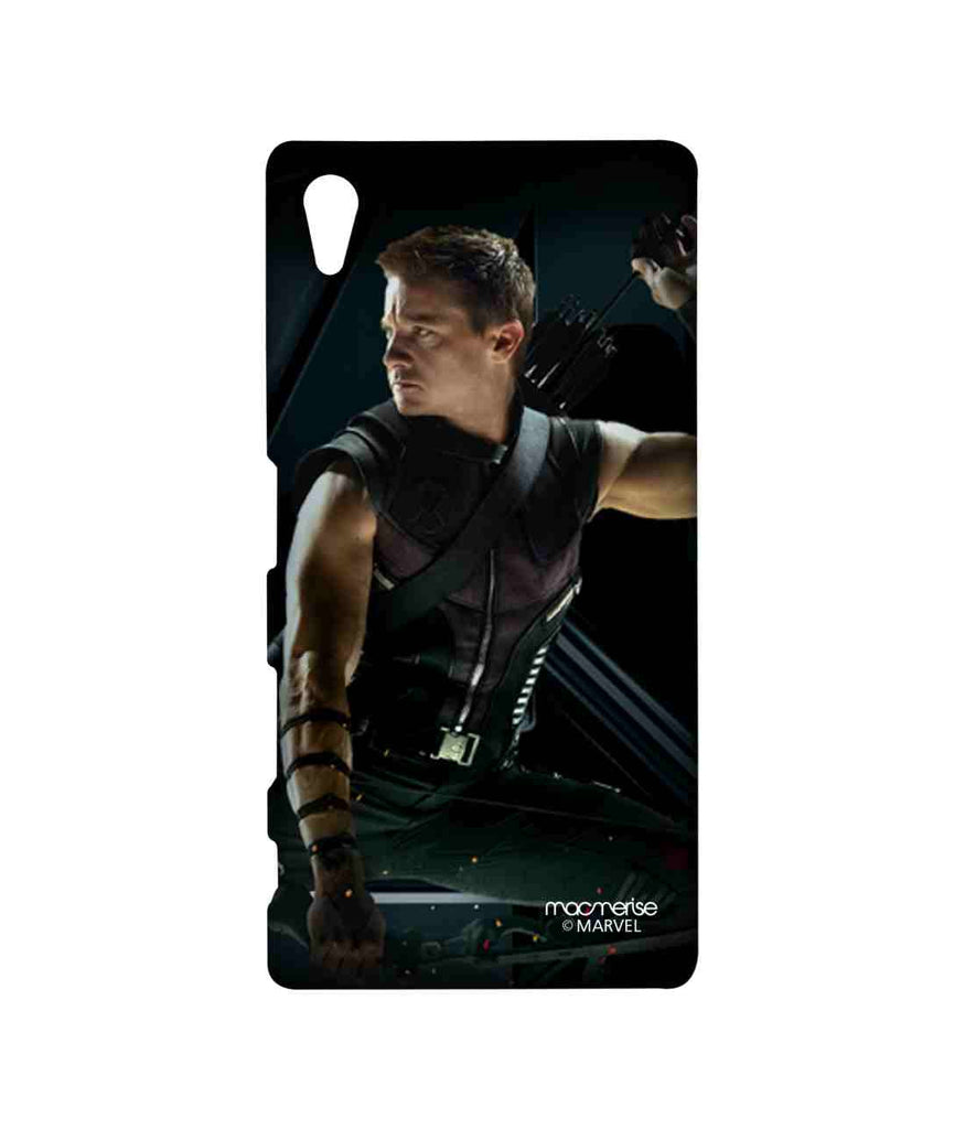 Captain America: Civil War Hawkeye Stance Sublime Case for Sony Xperia Z5