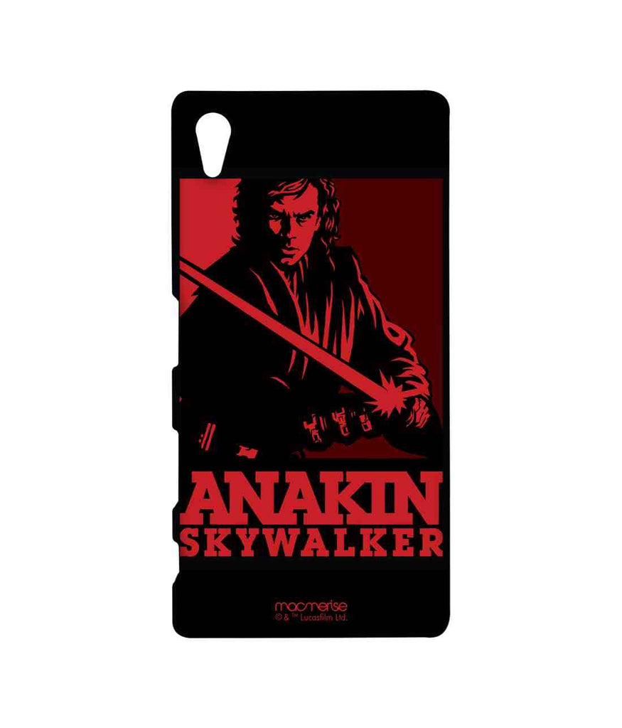 Star Wars Anakin Skywalker and Darth Vader Iconic Anakin Sublime Case for Sony Xperia Z5