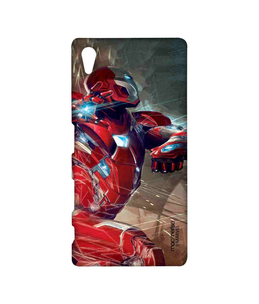 Captain America: Civil War Ironman Attack Sublime Case for Sony Xperia Z5