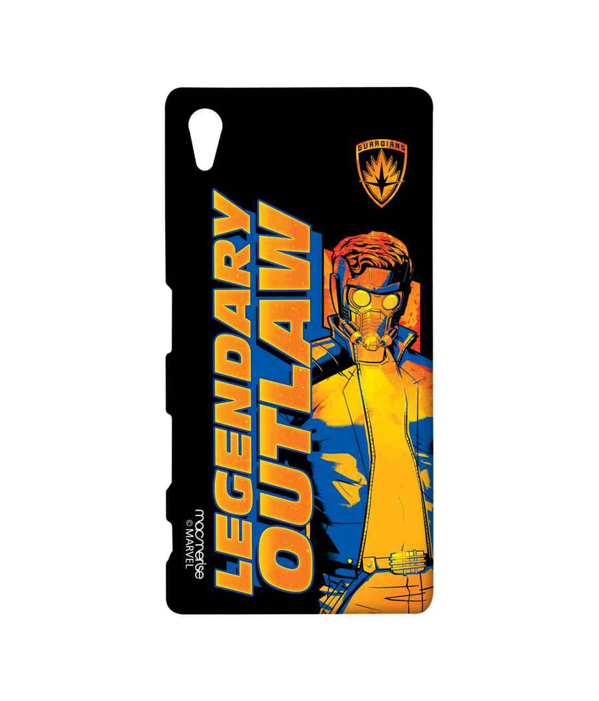 Guardians of the Galaxy Star Lord Legendary Outlay Sublime Case for Sony Xperia Z5