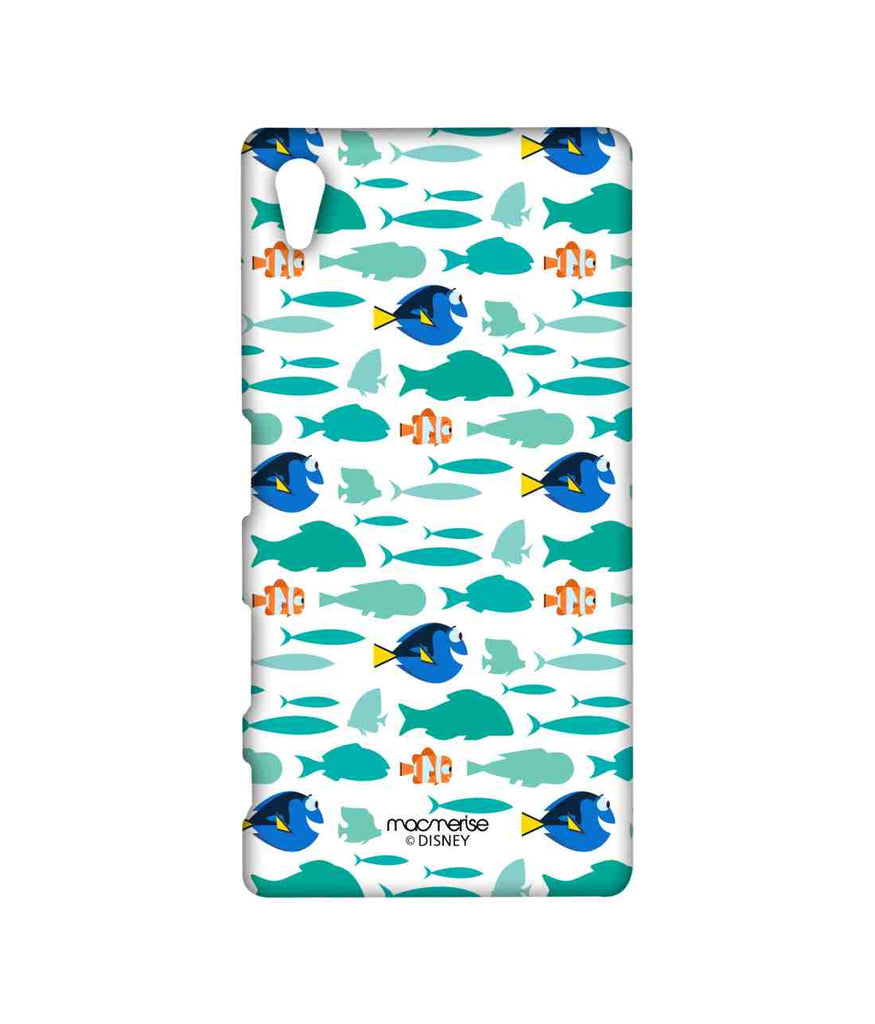 Disney Finding Dory Ocean Paradise Sublime Case for Sony Xperia Z5