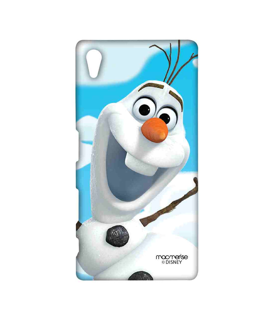 Disney Frozen Oh Olaf Sublime Case for Sony Xperia Z5
