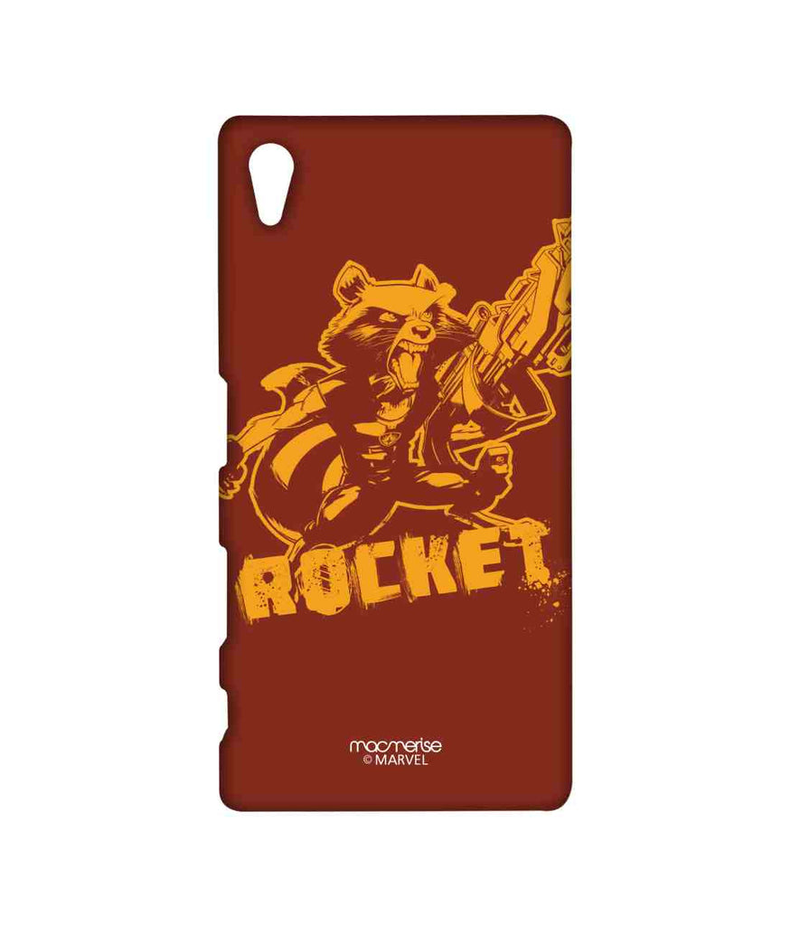 Guardians of the Galaxy Rocket Raccoon Sublime Case for Sony Xperia Z5