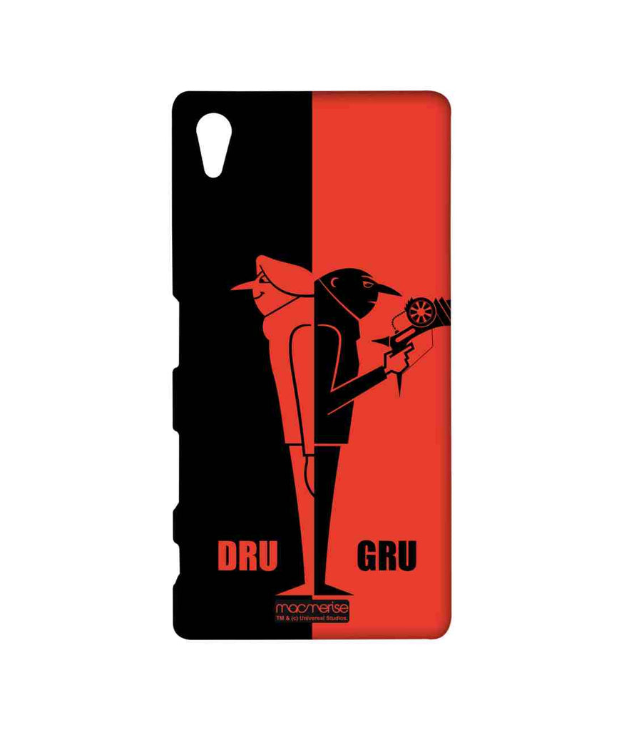 Despicable Me Dru and Gru Spy vs. Villain Sublime Case for Sony Xperia Z5