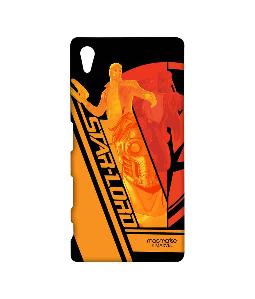 Guardians of the Galaxy Star Lord Fury Sublime Case for Sony Xperia Z5