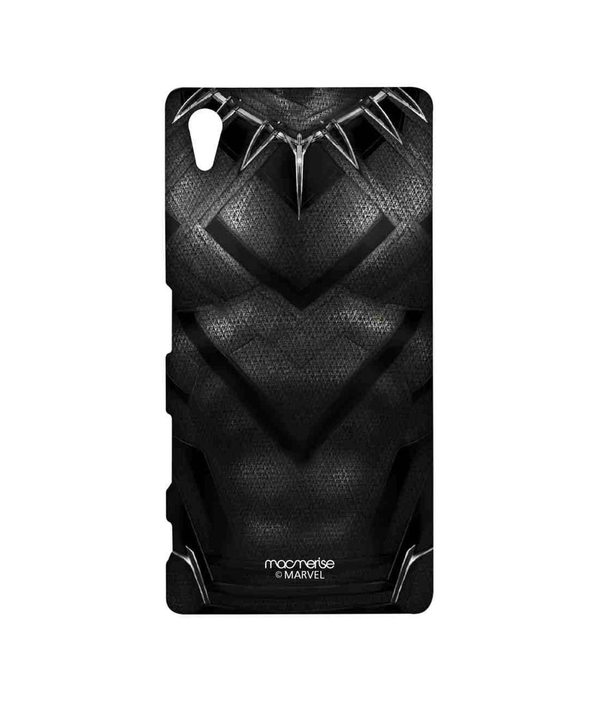 Captain America: Civil War Black Panther Suit up Black Panther Sublime Case for Sony Xperia Z5