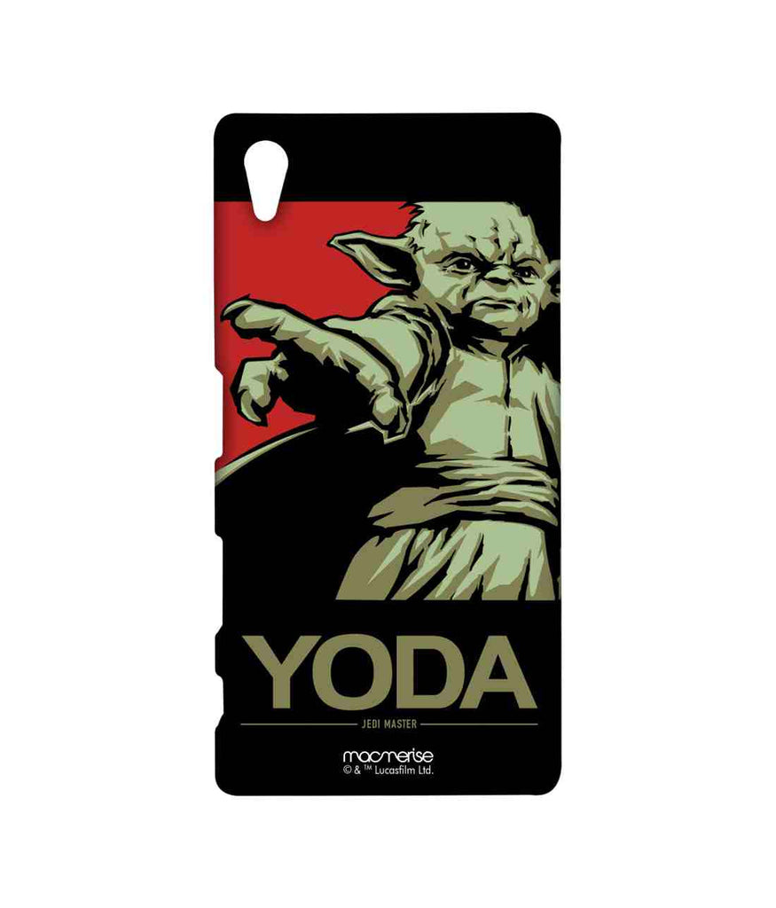 Star Wars Yoda The Jedi Master Sublime Case for Sony Xperia Z5