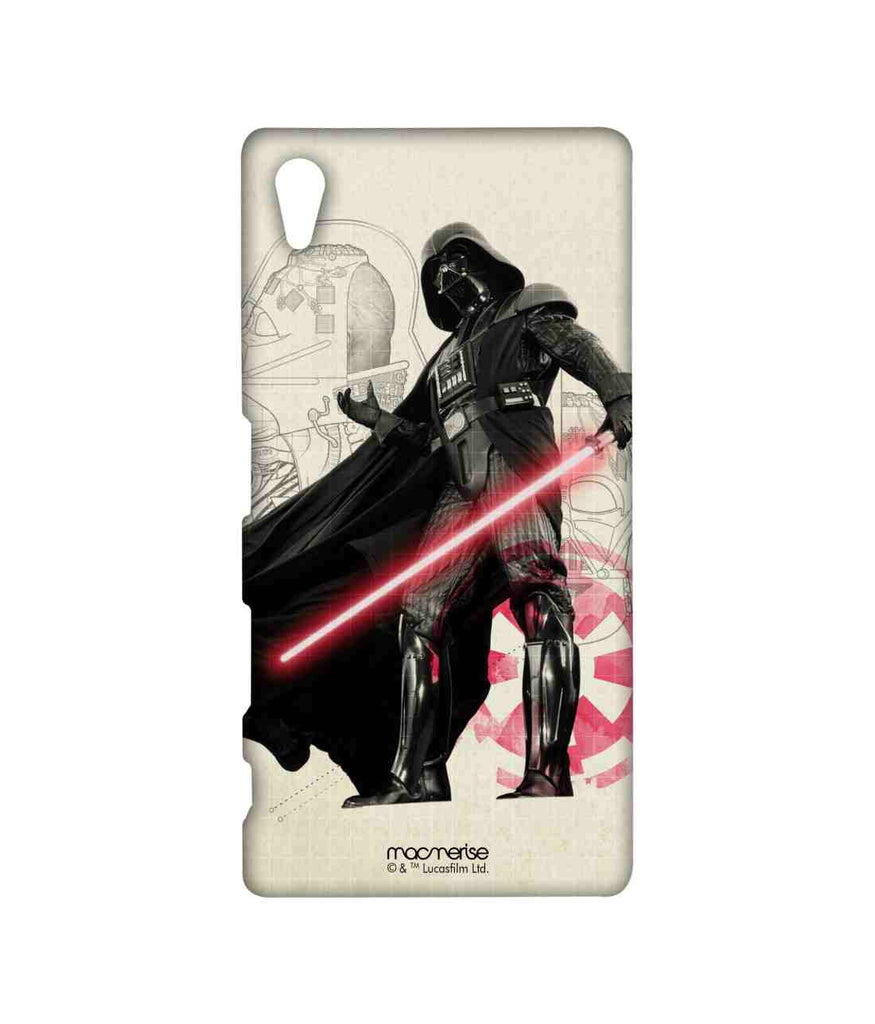 Star Wars Darth Vader Sketch Sublime Case for Sony Xperia Z5