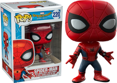 Spiderman Homecoming Funko Pop Figures - Multi Color