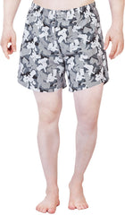 Simpsons Camo Grey Boxer for Men